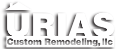 Urias Custom Remodeling Logo